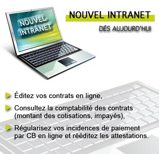information commerciale - nouvel intranet